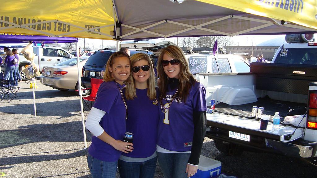 Stephanie, Jennifer and Ashley