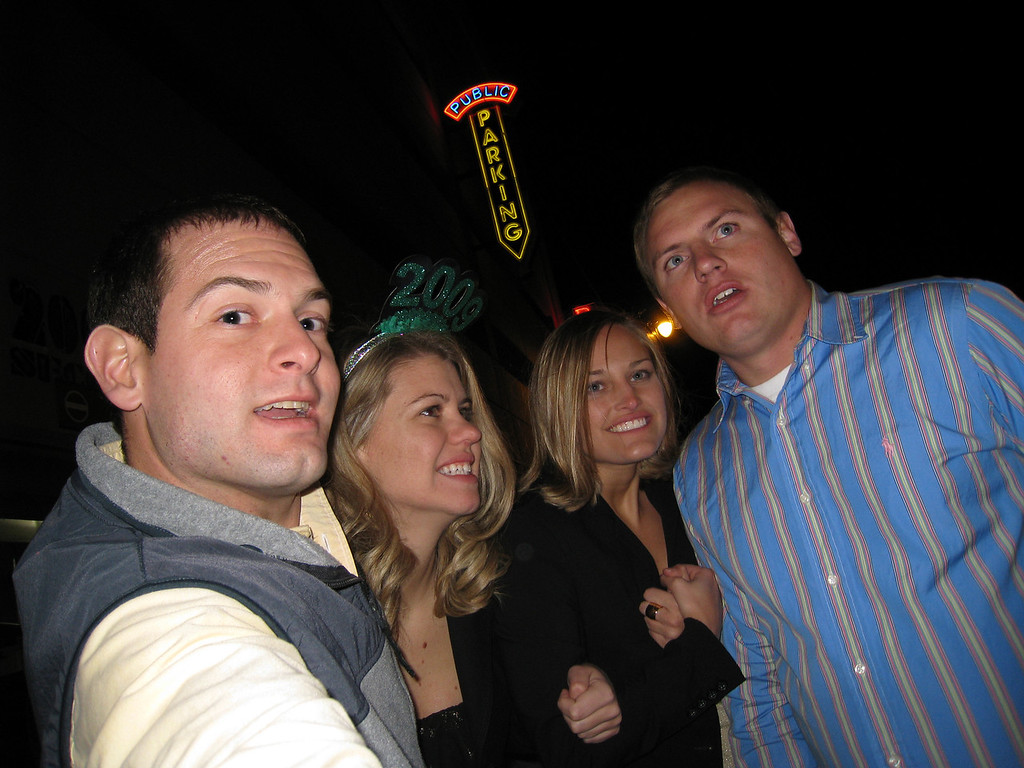 Jon, Jennifer, Stephanie and JG