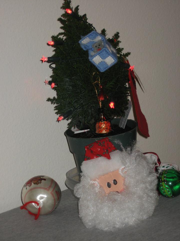 Cheryl's Christmas tree