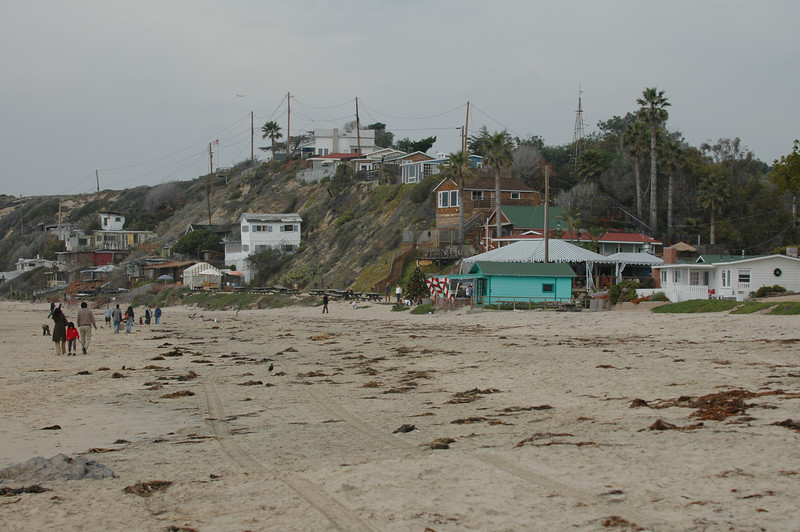 Crystal Cove historic district