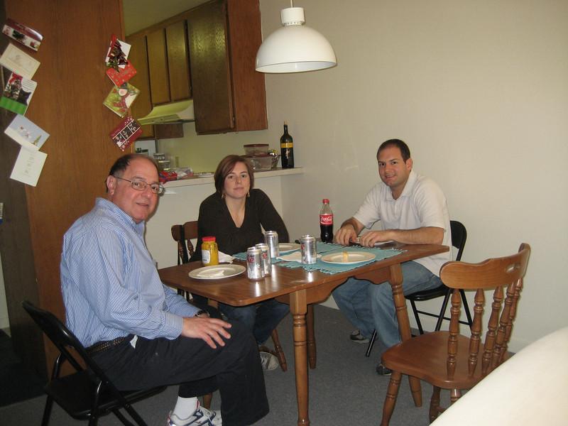 Stan, Cheryl, Jon