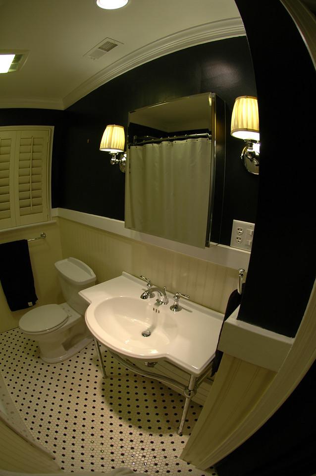 4/11/2009 - new master bath medicine cabinet.