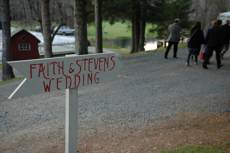 Faith and Steven's Wedding