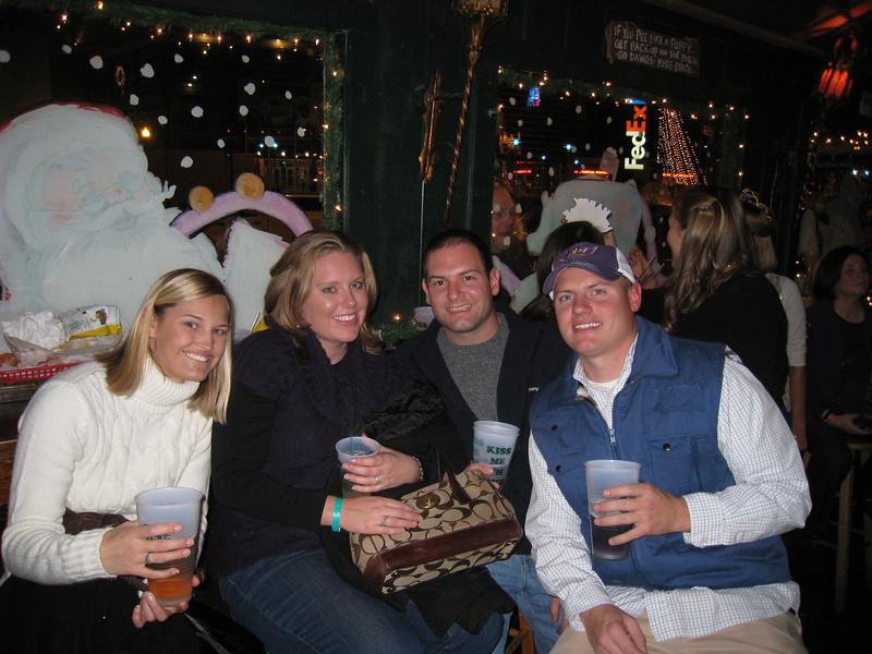 Stephanie, Lauren, Jon, JG