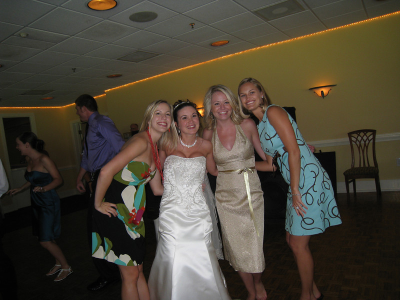 Erin, Heather, Brittany, Stephanie