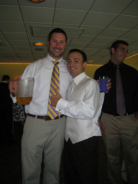 Preston and Chris