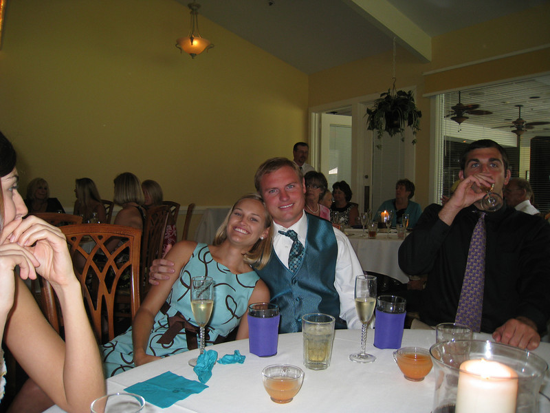 Stephanie and JG