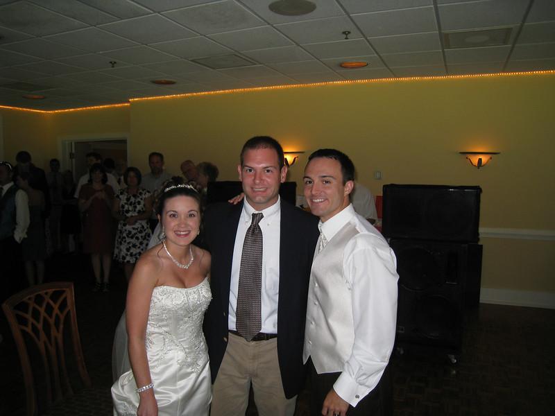 Heather, Jon and Chris