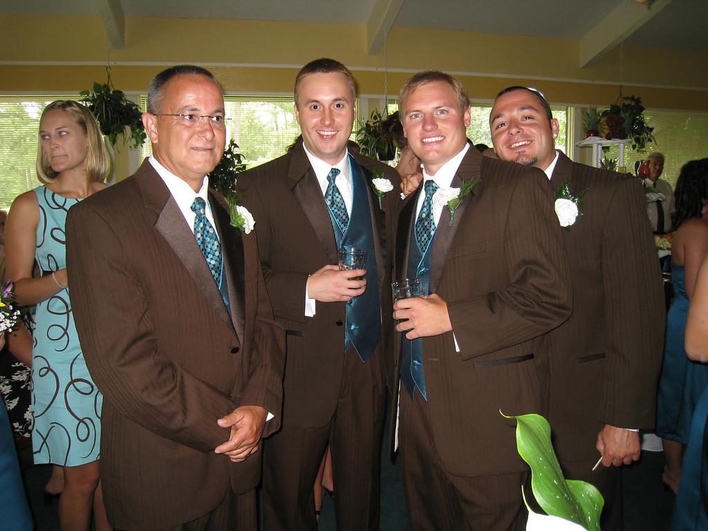 Terry, Chris, JG, Nikki