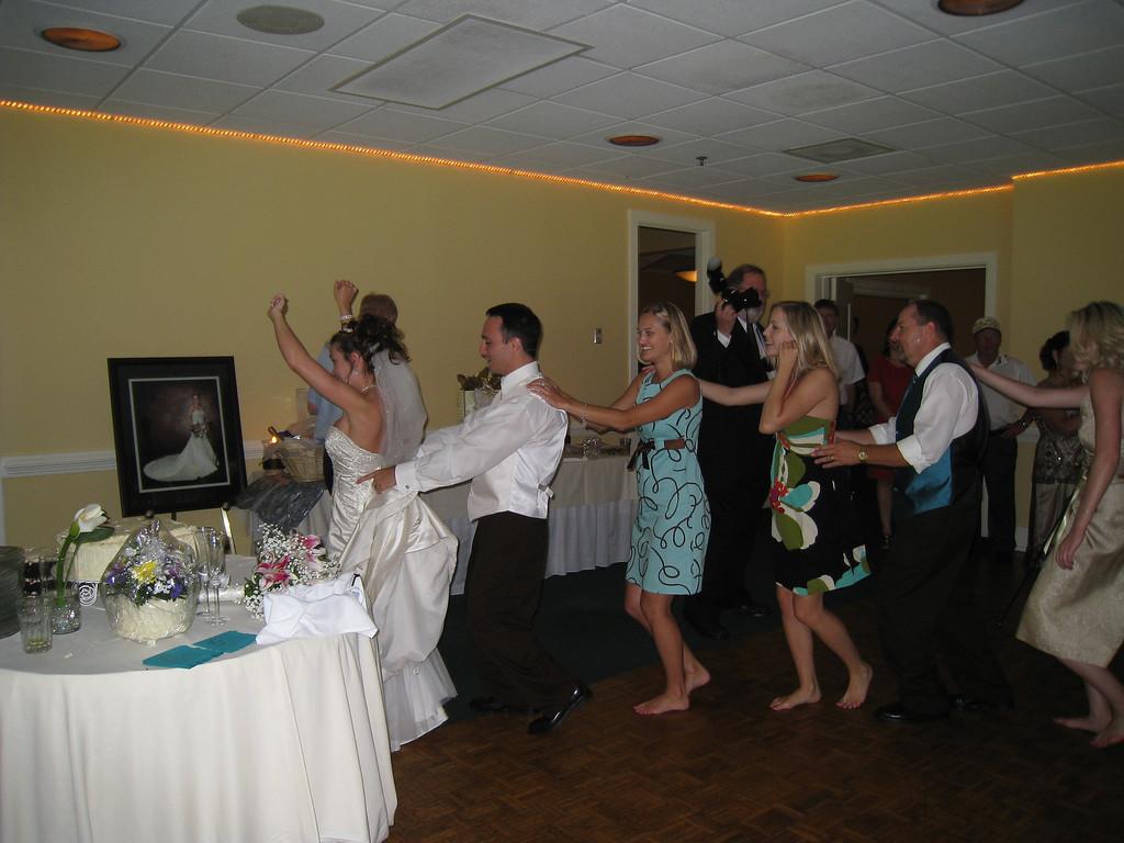 Heather, Chris, Stephanie, Erin