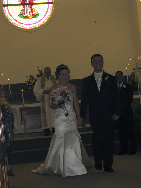 Chris and Heather Webster.