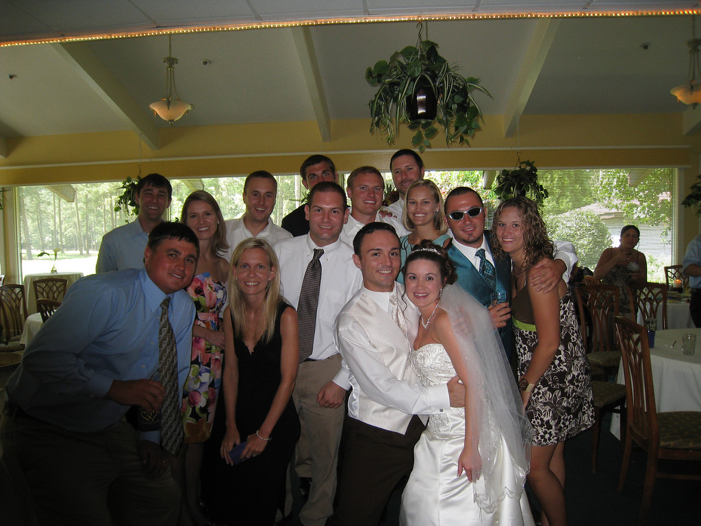 Joey, Brandon, Mary-Rachael, Ashley, Chris, Jon, Tom, JG, Chris, Heather, Preston, Stephanie, Nikki