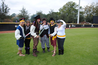 11/6/2010 ECU vs Navy - Chris, Jen, Preston, JG, Jon, Anne-Stewart
