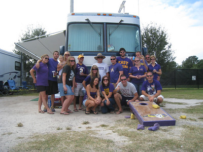 9/11/2010 - ECU vs. Memphis - Kristin, Billy, Staci, Lauren, Chris, Jen, JG, Missy, Robbie, Preston, Jess, Chuck, Jon