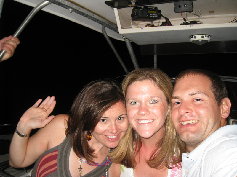 7/3/2010 - 4th of July - Caroline, Eliza, Jon Deutsch