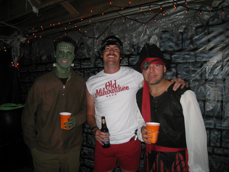 10/30/2010 - Halloween - James, Danny, Jon Deutsch