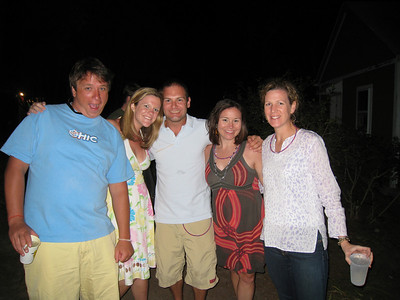 7/3/2010 - 4th of July - Malcolm Cobb, Eliza, Jon Deutsch, Caroline, Rendall