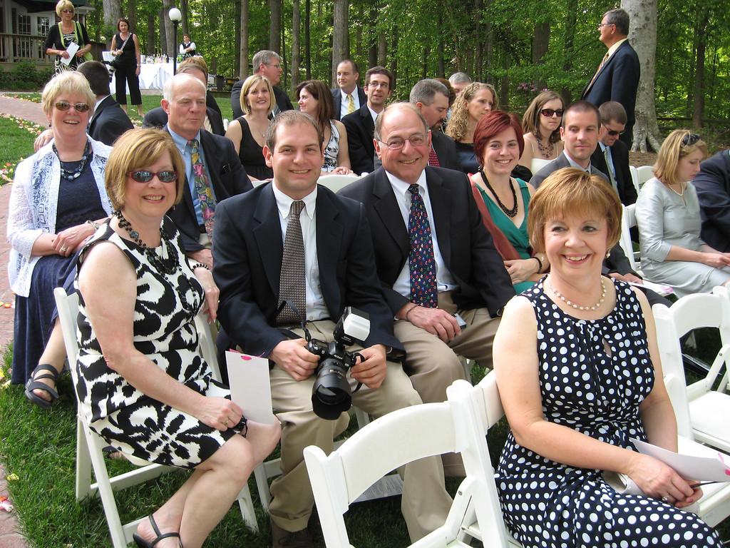 Pat, Jon, Stan, Cheryl, Gail