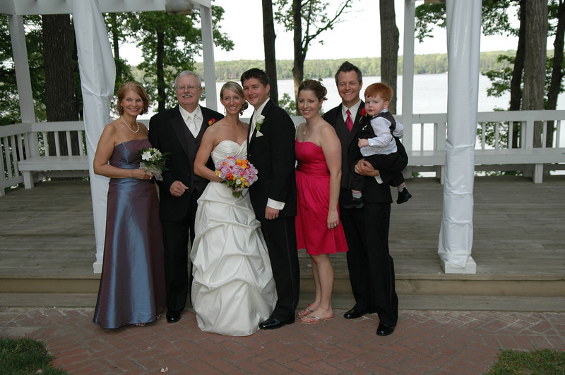 Sue, Bill, Becky, Joe, Emily, Matt, Teddy