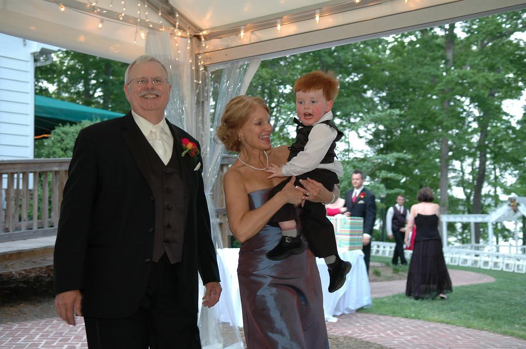 Bill, Sue, Teddy