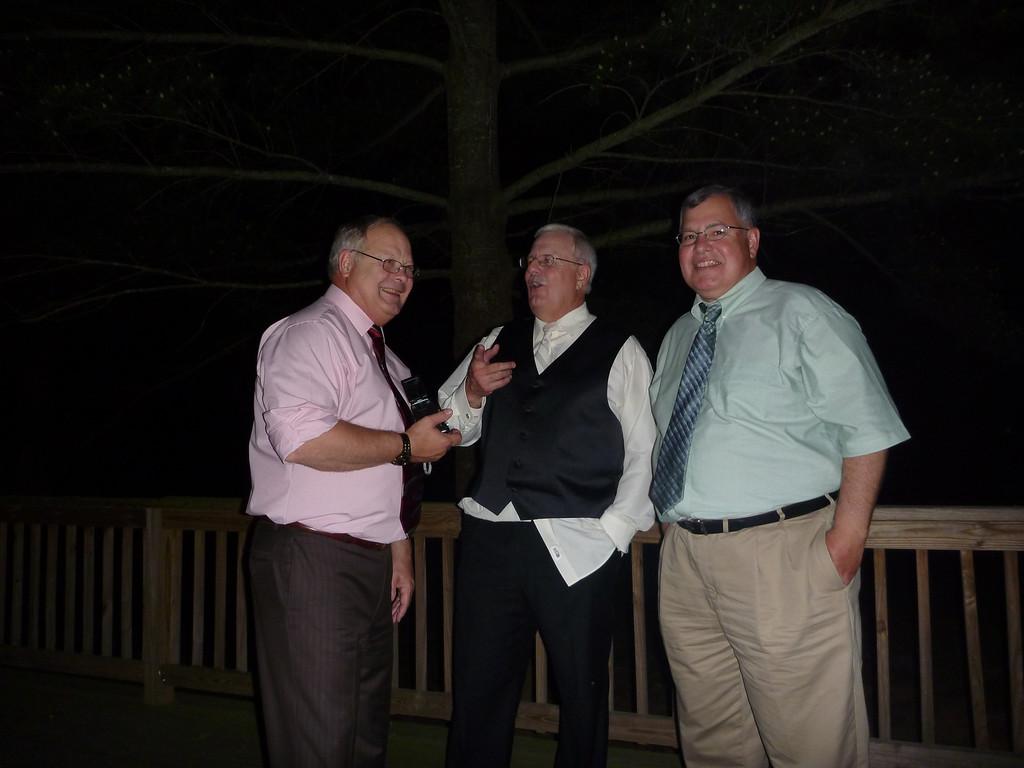 Jeff, Bill, Mike