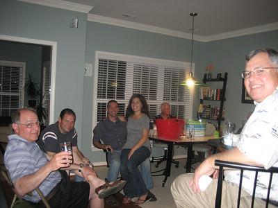 Stan, Jon, Darren, Laura, Mike