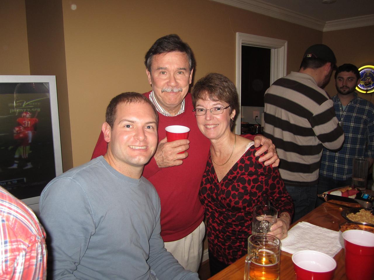 Jon, Rob, Linda