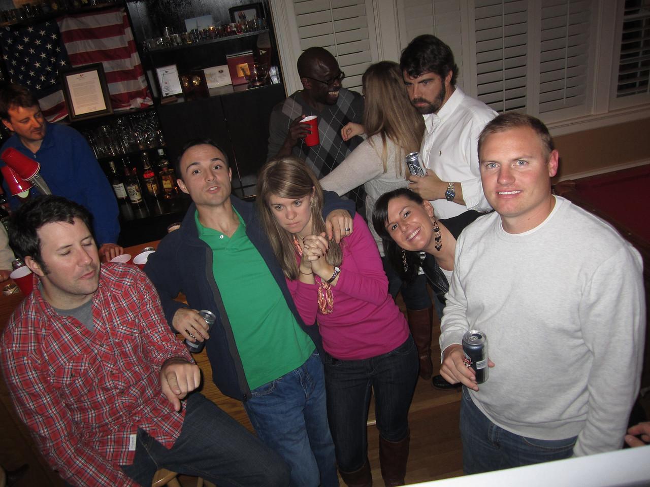 Preston, Chris, Jen, Sarah, JG