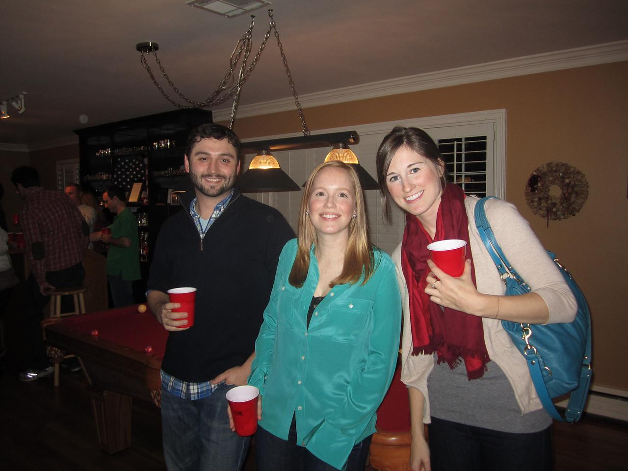 Patrick, Lauren, Susan