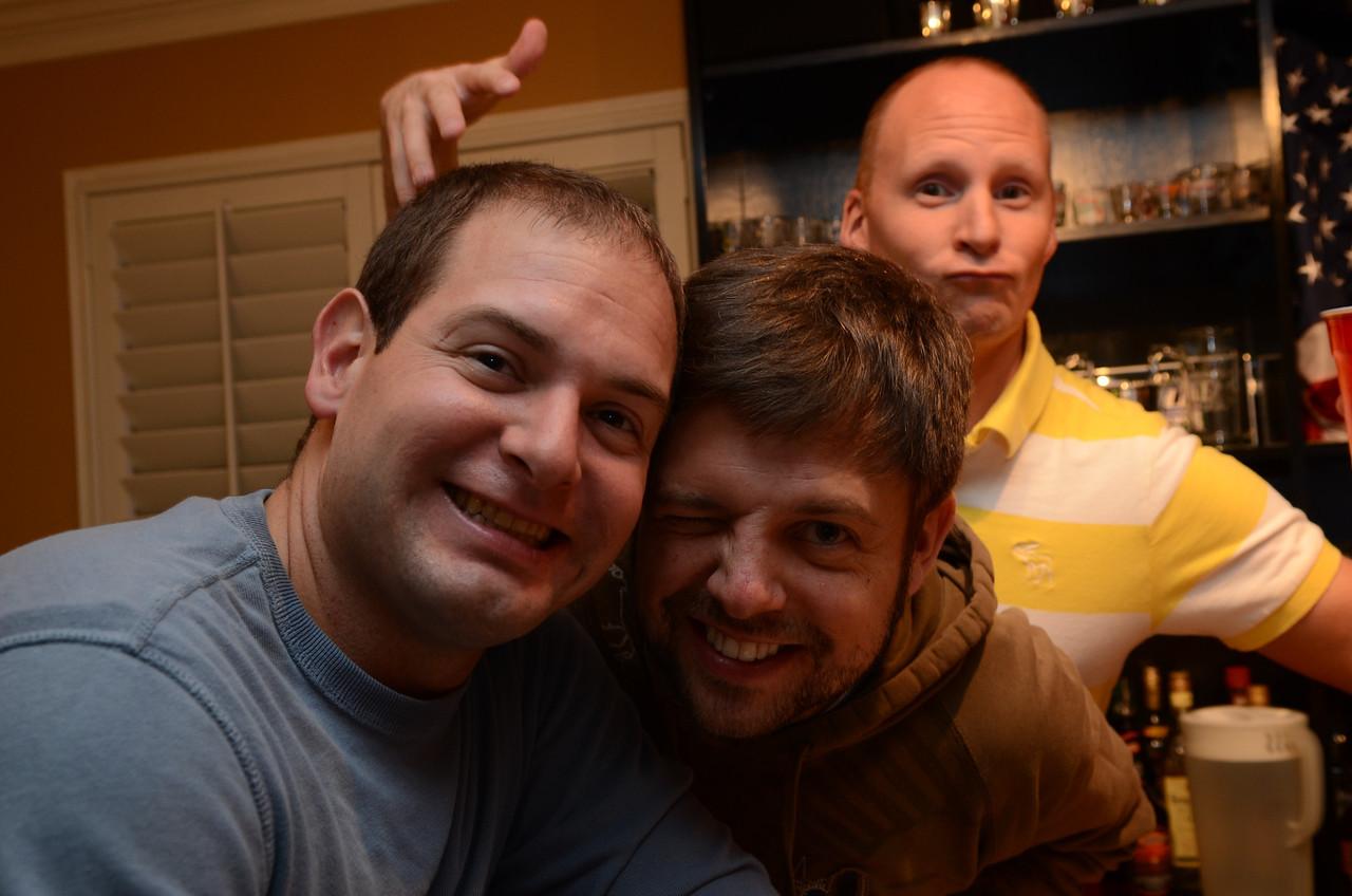 Jon, Kent, Stephen