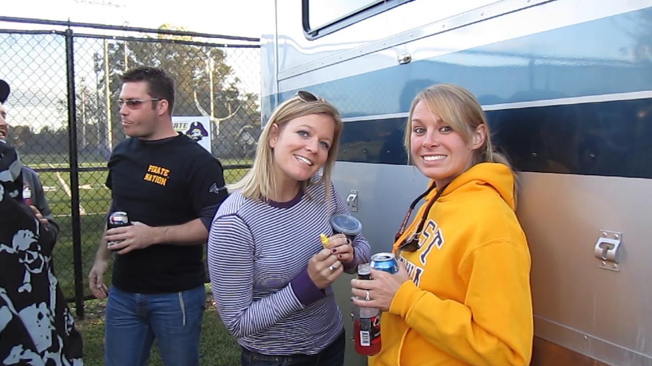 10/1/2011 ECU vs North Carolina  Sierra, Kristin