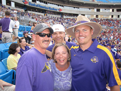 9/3/2011 ECU vs South Carolina  Ed, , , JG