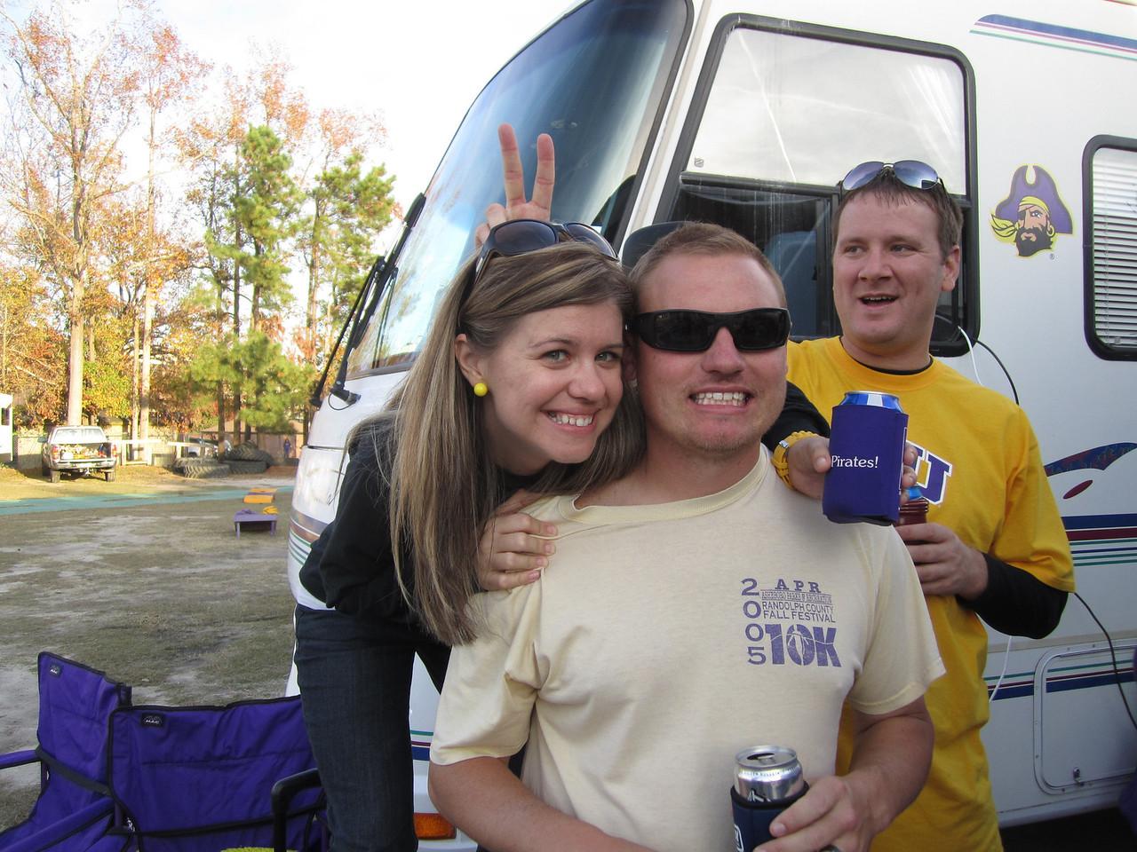 11/19/2011 ECU vs University of Central Florida - Jen, JG