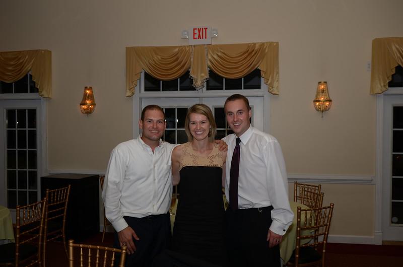 Jon Deutsch, Mary-Rachel Bowling, Chris Bowling