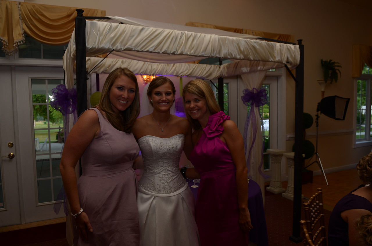 Laura Ashley Taylor, Stephanie Ferguson, Jen Snow.