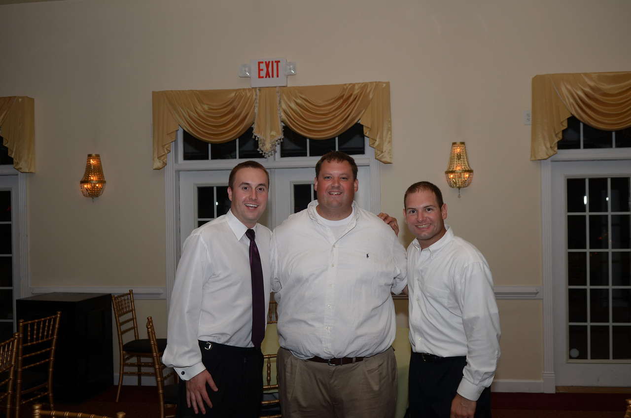 Chris Bowling, Richie Clayton, Jon Deutsch
