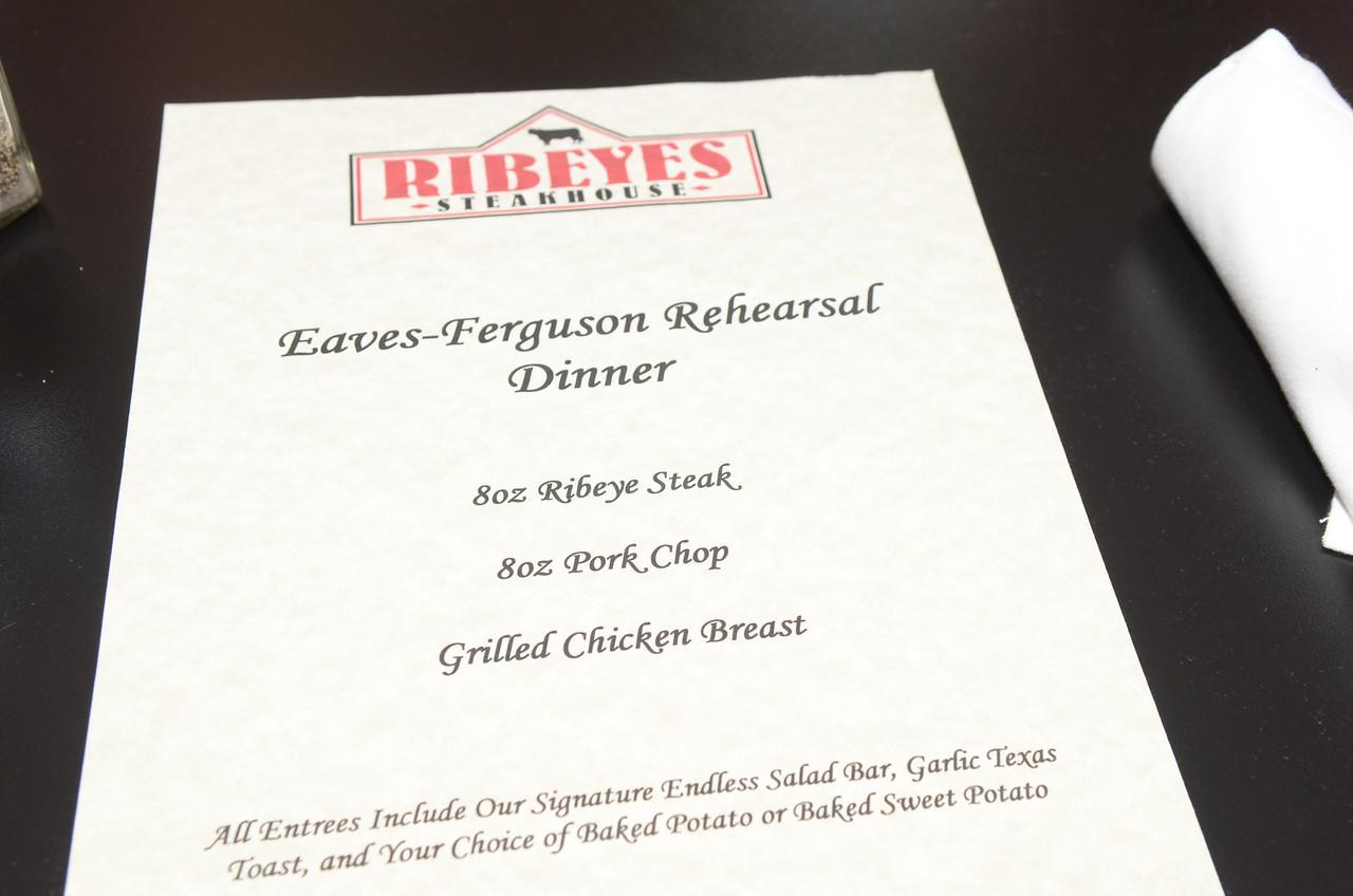 Miss-spelling on the menu.
