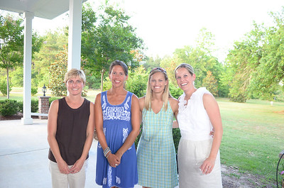 Tina Poole, , Stephanie Eason, Jennifer Quattlebaum