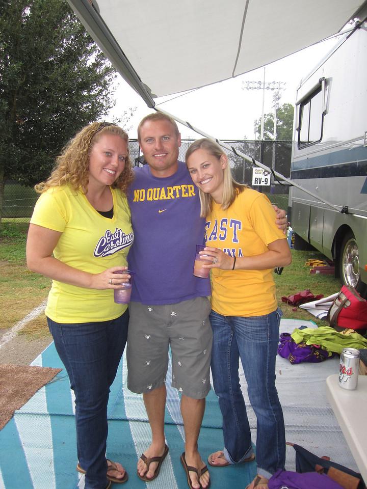 9/29 UTEP Lauren, JG, Stephanie