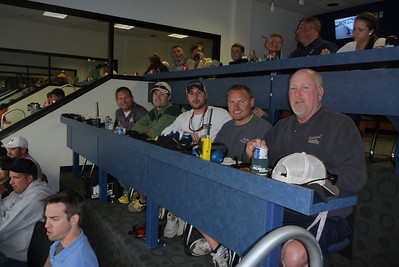 4/27/2013 - Jon, Ken, Chris, JG, Donald in the suite.