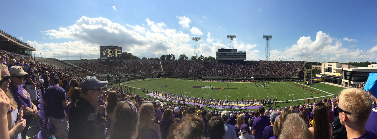 10/4 SMU vs ECU