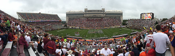 9/13 ECU @ Virginia Tech