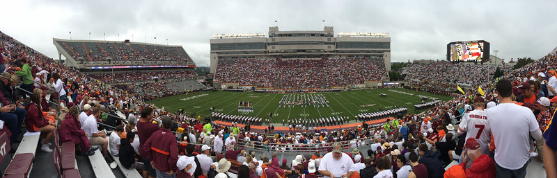 VT Stadium Panoramic