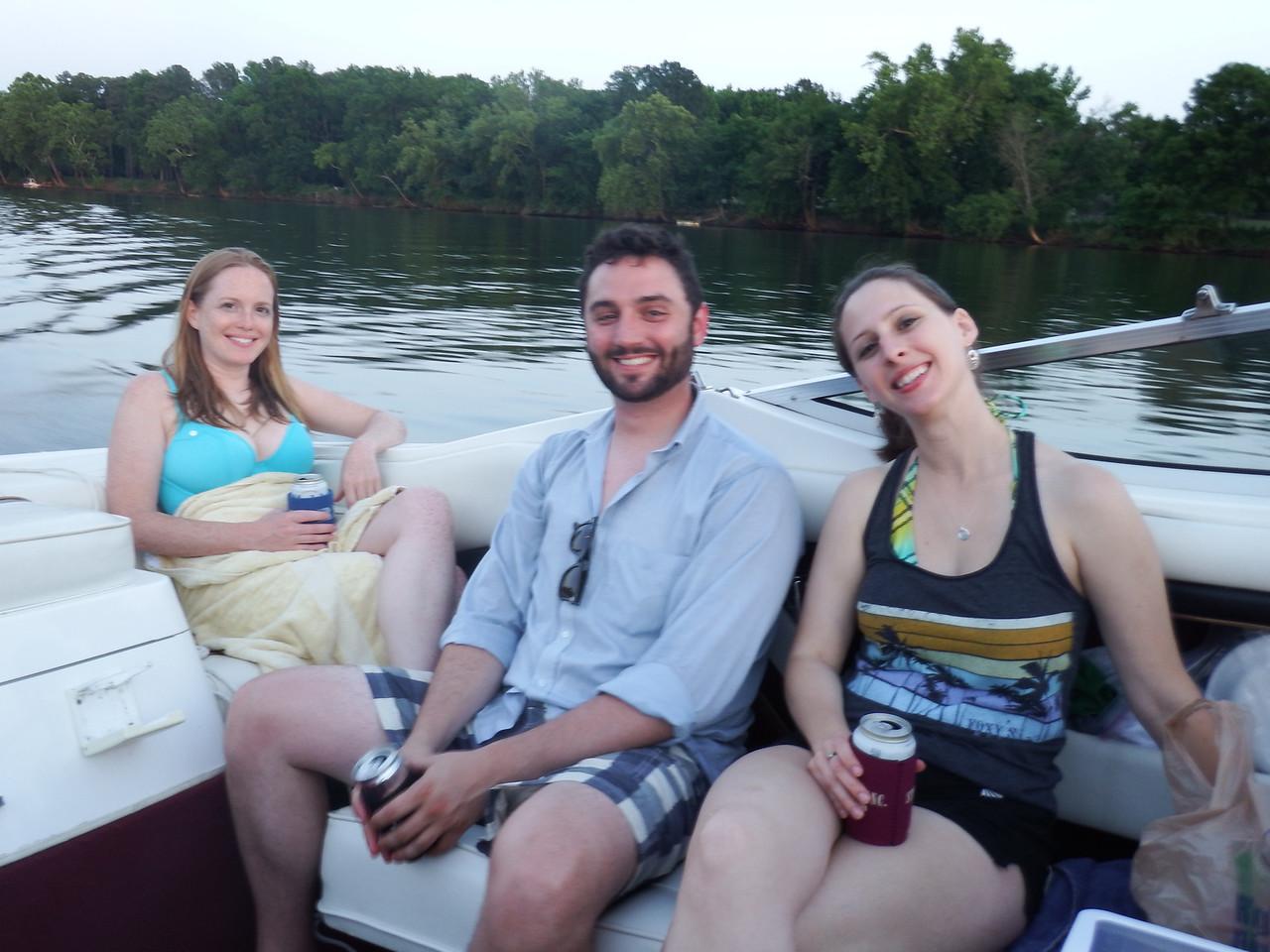 6/10 Lauren, Patrick, Jen