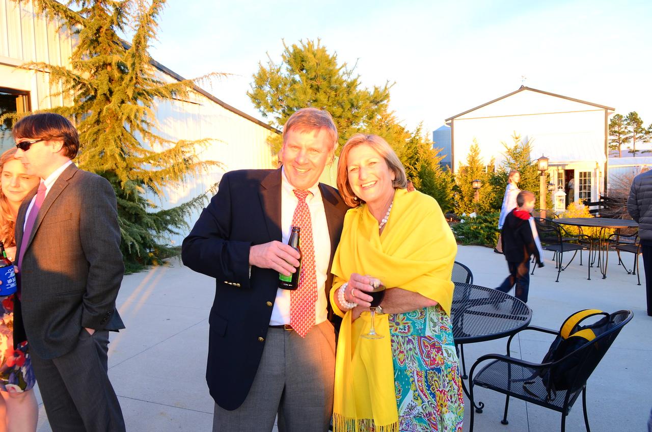 David McConaughy, Sue Kessler