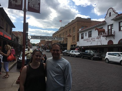 5/13 Fort-Worth Stockyards