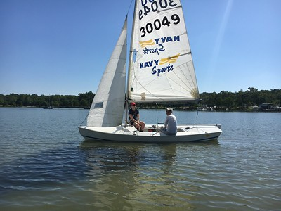 5/14 CSC Saturday Morning Snipe Sailing