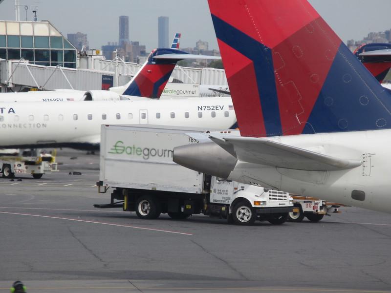 5/11 Damaged plane
