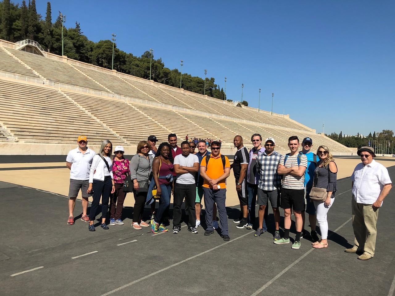 4/23 Day 2: Athens city tour