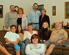 Christmas gathering 2008